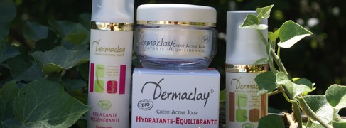 Gamme Dermaclay