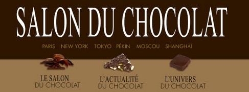 Salon du chocolat Paris 2008