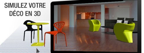 B timent brique decorer son interieur virtuellement - Decorer sa maison virtuellement gratuit ...